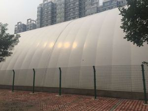 Hebei Yan Steel Air Dome Building