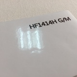 Self Adhesive Vinyl HF1414H G/M Black Glue