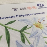 Canvas HF9110 Eco-Solvent Polyester